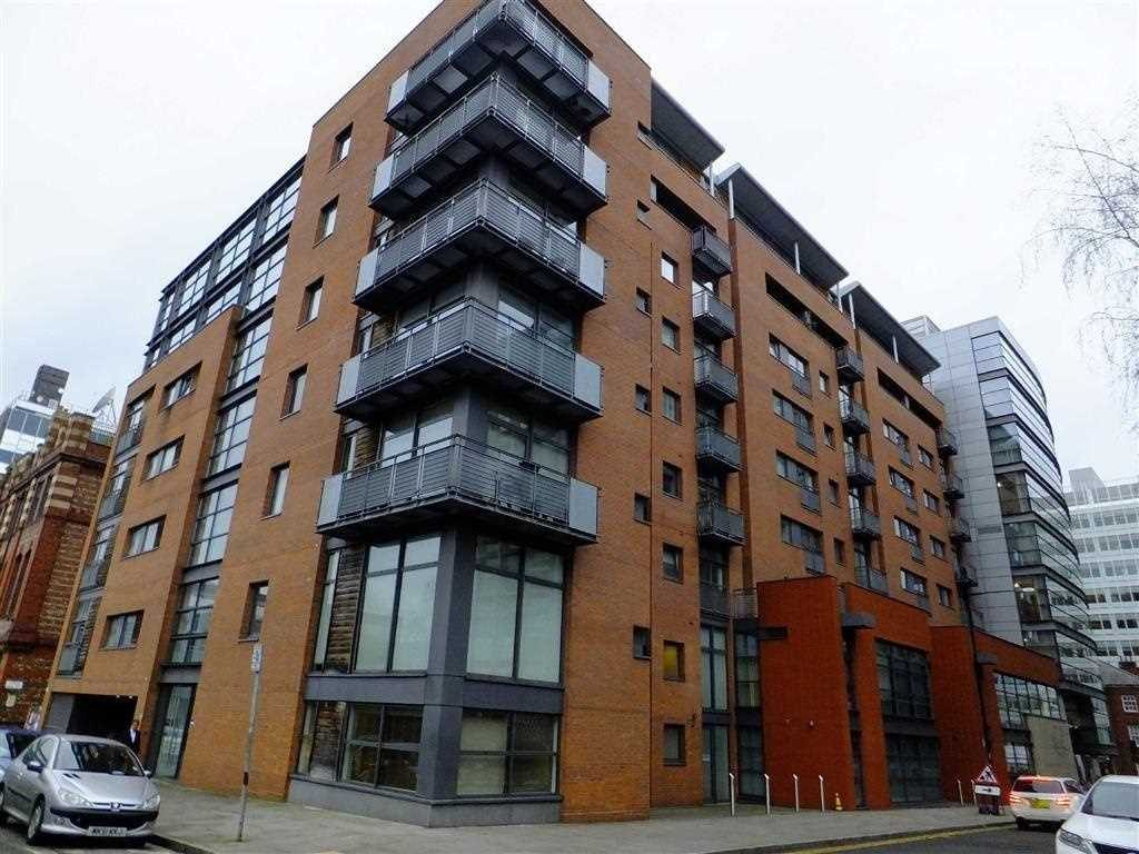 Rossetti Place, Manchester