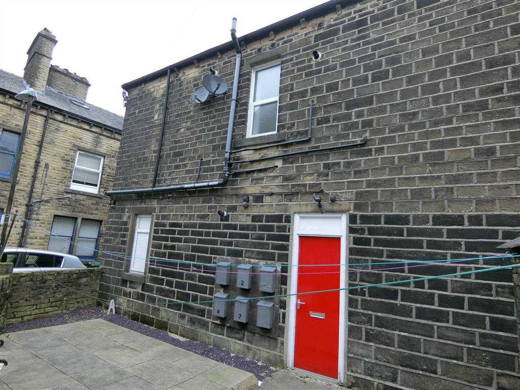 The Old Red Lion, Marsden